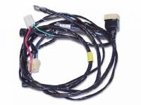 Factory Fit Wiring - Front Light Harnesses - American Autowire - Headlight & Generator Harness with Generator