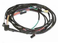 Factory Fit Wiring - AC & Heater Wiring Harnesses - American Autowire - Air Conditioning Harness