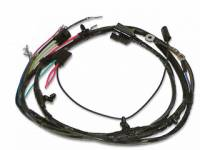 Factory Fit Wiring - Front Light Wiring Harnesses - American Autowire - Front Light/Generator Harness