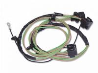 Factory Fit Wiring - Front Light Wiring Harnesses - American Autowire - Headlight Socket Harness