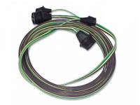 Factory Fit Wiring - Taillight Wiring Harnesses - American Autowire - FireWall TO Taillight Frame Connector Harness