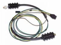 Factory Fit Wiring - Taillight Wiring Harnesses - American Autowire - Taillight Harness