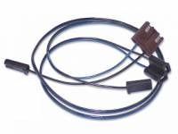 Factory Fit Wiring - Wiper Motor Wiring Harnesses - American Autowire - Windshield Wiper Motor Harness