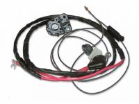 Factory Fit Wiring - Front Light Wiring Harnesses - American Autowire - Alternator Conversion Harness
