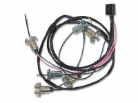 Factory Fit Wiring - Taillight Harness - American Autowire - Rear Section of Taillight Harness