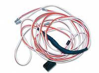 Factory Fit Wiring - Dome Light Harness - American Autowire - Courtesy Light Harness for Dual Quarter Lights