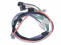 Classic Impala Parts Online Catalog - American Autowire - Console Harness with Clock Lead