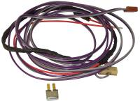 Classic Chevelle Parts Online Catalog - American Autowire - Convertible Top Power Harness