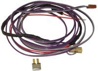 Classic Chevelle, Malibu, & El Camino Restoration Parts - American Autowire - Convertible Top Power Harness