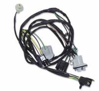 Classic Nova & Chevy II Restoration Parts - American Autowire - Rear Body Light Harness Rear Section