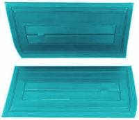 Classic Nova Parts Online Catalog - PUI - Front Door Panels Aqua
