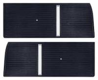 Classic Nova Parts Online Catalog - PUI - Front Door Panels Black