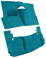 Auto Custom Carpet - Blue 80/20 Loop Carpet - Image 2