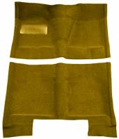 Classic Nova Parts Online Catalog - Auto Custom Carpet - Gold 80/20 Loop Carpet