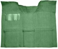 Auto Custom Carpet - Green 80/20 Loop Carpet - Image 1