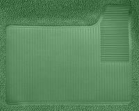 Auto Custom Carpet - Light Green 80/20 Loop Carpet - Image 3
