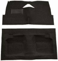 Classic Impala Parts Online Catalog - Auto Custom Carpet - Black 80/20 Loop Carpet
