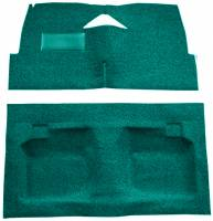 Classic Impala Parts Online Catalog - Auto Custom Carpet - Aqua 80/20 Loop Carpet