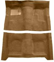Classic Nova Parts Online Catalog - Auto Custom Carpet - Buckskin Cutpile Carpet