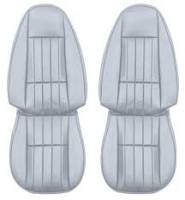 Distinctive Industries - Front Seat Covers Silver