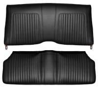Distinctive Industries - Rear Seat Covers Black