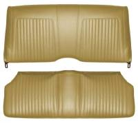 Distinctive Industries - Rear Seat Covers Gold