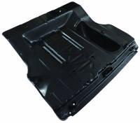 Golden Star Classic Auto Parts - Trunk Floor Pan Assembly with Spare Tire Well - Image 2