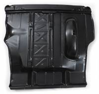 Golden Star Classic Auto Parts - Trunk Floor Pan Assembly with Spare Tire Well - Image 4