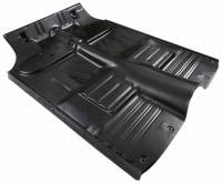 Sheet Metal Body Parts - Floor Pan Assemblies - Golden Star Classic Auto Parts - Complete Floor Pan Assembly