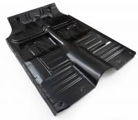 New Products - Golden Star Classic Auto Parts - Full Floor Pan with Braces