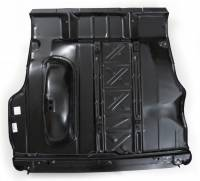 Golden Star Classic Auto Parts - Full Trunk Floor Assembly with Spare Tire Well - Image 3