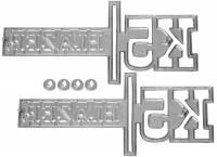Trim Parts - Fender Emblems - Image 2