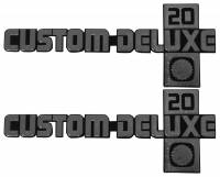New Products - Trim Parts USA - Fender Emblems