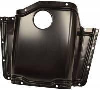 Sheet Metal Body Panels - Cab Floor Sections - H&H Classic Parts - Transmission Cover
