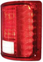 United Pacific - LED Taillight Lens LH without Trim - Image 3