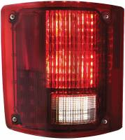United Pacific - LED Taillight Lens LH without Trim - Image 4