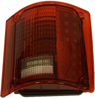 Taillight Parts - Taillight Lenses - United Pacific - LED Taillight Lens RH without Trim