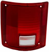 Taillight Parts - Taillight Lenses - H&H Classic Parts - Taillight Lens LH without Trim