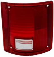 Taillight Parts - Taillight Lenses - H&H Classic Parts - Taillight Lens RH without Trim