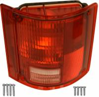 Taillight Parts - Taillight Assemblies - H&H Classic Parts - Taillight Assembly RH without Trim