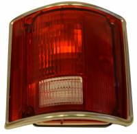 Taillight Parts - Taillight Assemblies - H&H Classic Parts - Taillight Assembly RH with Trim