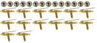 East Coast Reproductions - Fender Molding Clip Set - Image 2