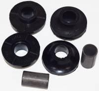 Chassis & Suspension Restoration Parts - Strut Rod Parts - H&H Classic Parts - Strut Rod Bushing Kit