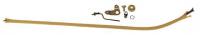 Door Restoration Parts - Door Lock Knobs - H&H Classic Parts - Rear Door Lock Knob Rod Assembly LH
