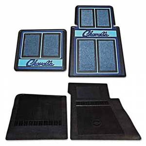 Chevelle - Interior Parts & Trim - Floor Mats