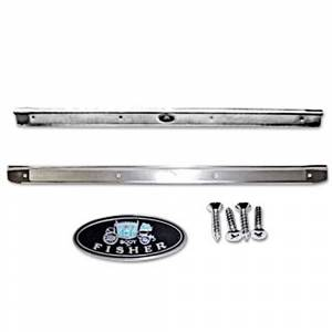 Chevelle - Interior Parts & Trim - Sill Plates