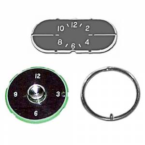 Interior Parts & Trim - Dash Parts - Dash Clock Parts