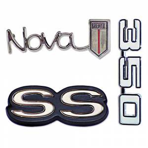 Classic Nova & Chevy II Restoration Parts - Emblems