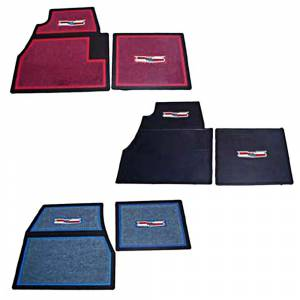 Classic Tri-Five Restoration Parts - Interior Restoration Parts & Trim - Floor Mats