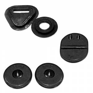 Tri-Five - Weatherstriping & Rubber Parts - Grommets